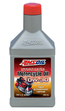 SAE 10W-30 Synthetic Motorcycle Oil (MCT), Amsoil, Mark Peabody direct jobber